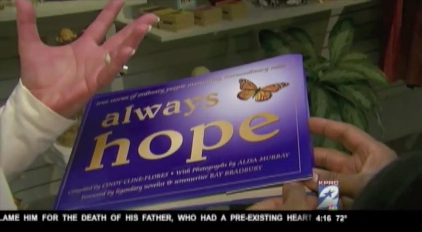 Always Hope Book