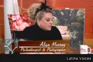 Latina Voices Show #89 featuring Alisa Murray - Alisa Murray