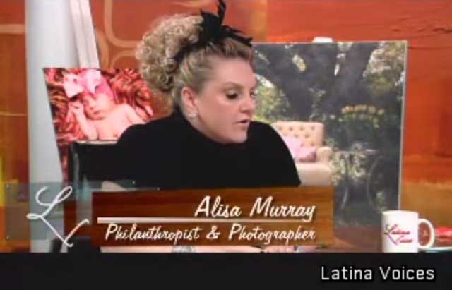 Latina Voices Show #89 featuring Alisa Murray