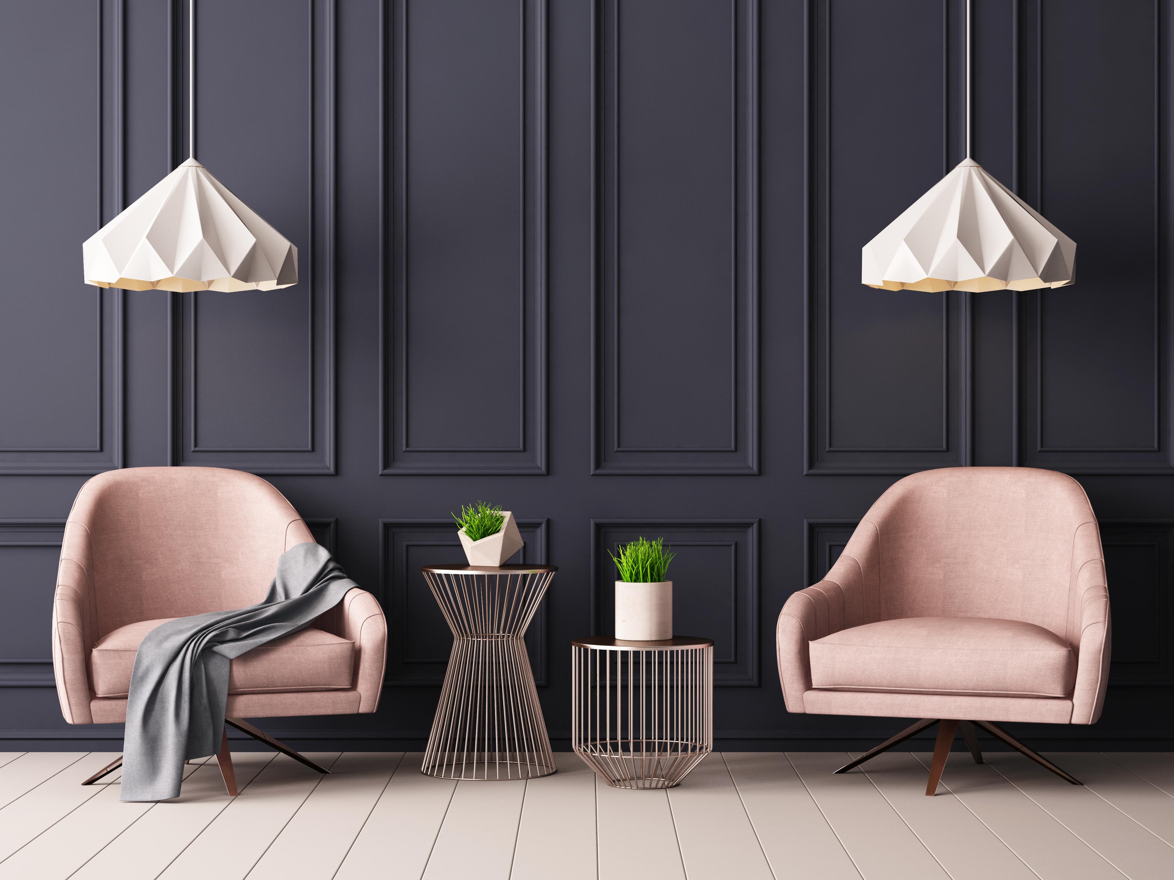 Alisa Murray Interiors     The Serenity in Symmetry!